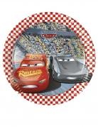 Vous aimerez aussi : 8 Petites assiettes en carton Cars 3™ 20 cm