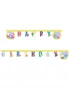 Vous aimerez aussi : Guirlande Happy Birthday Peppa Pig™ 2 m