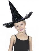 Vous aimerez aussi : Chapeau sorcière étoiles irisées luxe enfant