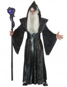 Déguisement magicien des ténèbres adulte