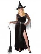 Déguisement sorcière chic femme grande taille