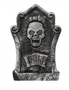 Décoration pierre tombale 44 x 30 cm