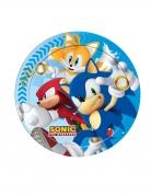 8 Assiettes en carton Sonic™ 23 cm
