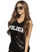 Vous aimerez aussi : Débardeur police sequins noir femme