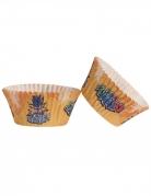 25 Moules à cupcakes en papier PJ Masks™ 5 x 3 cm