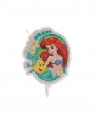 Bougie d'anniversaire La Petite Sirène™ 7,5 cm