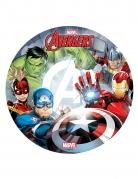Disque en azyme Avengers™ 20 cm