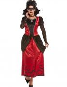 Vous aimerez aussi : Déguisement vampire gothique masquée femme