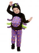 Déguisement araignée peluche enfant
