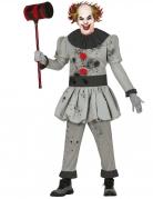 Déguisement clown psychopathe homme