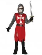 Déguisement chevalier zombie garçon