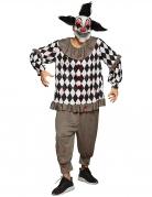Vous aimerez aussi : Déguisement clown sadique adulte
