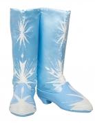 Bottes luxes Elsa La reine des neiges 2™ fille