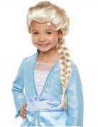 Perruque luxe Elsa La Reine des Neiges 2™ fille