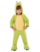 Déguisement combinaison petite grenouille enfant