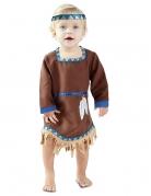 Déguisement robe petite indienne bébé