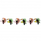 Guirlande en carton toucan 160 cm