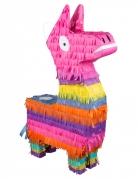 Piñata lama multicolore 58 x 35 cm