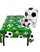 Kit vaisselle jetable football 25 pièces