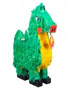 Piñata dragon vert 49 x 47 cm