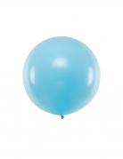 Vous aimerez aussi : Ballon en latex géant bleu 1 m