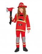 Vous aimerez aussi : Déguisement pompier rouge enfant