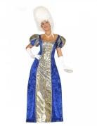 Déguisement marquise bleue femme
