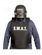 Casque anti émeutes SWAT adulte