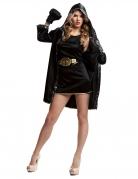 Vous aimerez aussi : Déguisement boxeuse avec gants noir femme