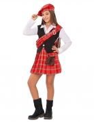 Déguisement petite Écossaise fille