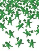 Confettis de table leprechaun vert 42 g