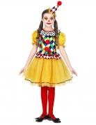 Vous aimerez aussi : Déguisement clown coloré fille