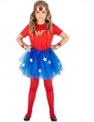 Déguisement super-heroine fille