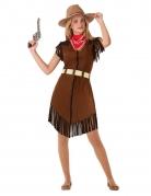 Déguisement cowgirl adolescente