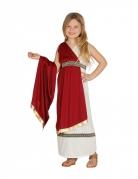 Déguisement princesse romaine fille