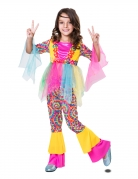 Déguisement hippie tulle fille