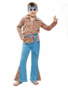 Déguisement hippie psychédélique garçon