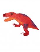 Piñata dinosaure orange 53 x 30 x 12 cm