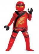 Vous aimerez aussi : Déguisement deluxe Kai Ninjago - LEGO™ enfant
