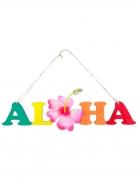 Vous aimerez aussi : Pancarte en bois Aloha 38 x 39 cm