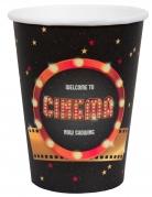 Vous aimerez aussi : 10 Gobelets carton Hollywood 7,8 x 9,7 cm