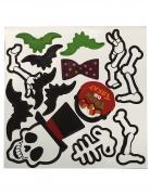 Vous aimerez aussi : Magnets pour frigo squelette 25 x 25 cm