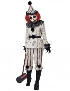 Déguisement clown sinistre adulte