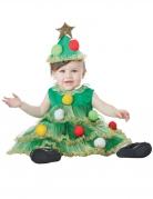 Déguisement sapin de Noel bébé