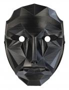 Masque en carton maitre du jeu