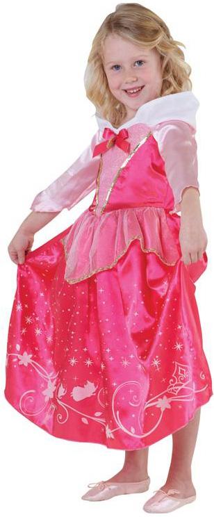D guisement aurore disney luxe fille achat de d guisements enfants sur vegaoopro grossiste en - Deguisement princesse aurore ...