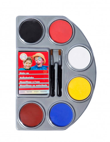 Kit maquillage à l'eau