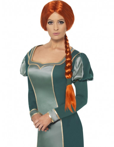 Perruque Fiona Shrek ™ femme