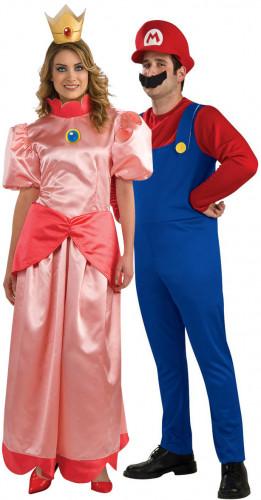 Déguisement couple Mario & princesse Peach™