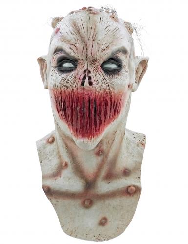 Masque bouche cousue adulte Halloween